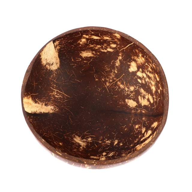 Handmade Reclaimed Organic Coconut Bowls