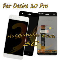 5 5 New For HTC Desire 10 Pro Full LCD DIsplay Touch Screen Digitizer Assembly Black