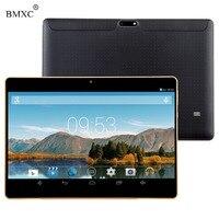 BMXC 10.1 Pulgadas Tablet Pc Octa Core Ram 2 GB Rom 16 GB Android 6.0 Llamada de Teléfono de Tablet PC de la Ayuda WCDMA/WiFi/GPS de la Tableta PC