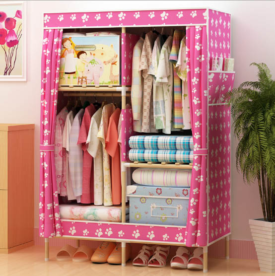 Factory Price Solid Wood Wardrobe  length 100 cm Factory Price Solid Wood Wardrobe  length 100 cm