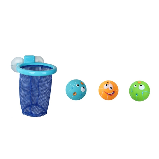 Small Basketball Hoop with Balls