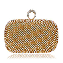 Promotion New Fresh Flap Exquisite Luxury Diamonds Handbags High-end Wedding Women Evening Bag Handbag Lady Purses Day Cluthces