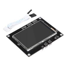 BIGTREETECH TFT35 V1.2 kontrol paneli TFT 3.5 inç tam renkli dokunmatik ekran MKS GEN V1.4 kontrol panosu MKS taban için 3d yazı...