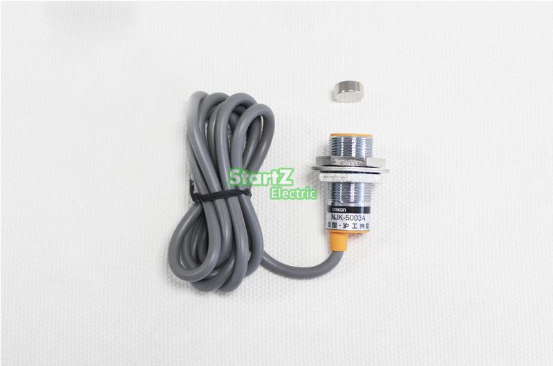 m18 dc npn no 10mm detection distance hall effect switch