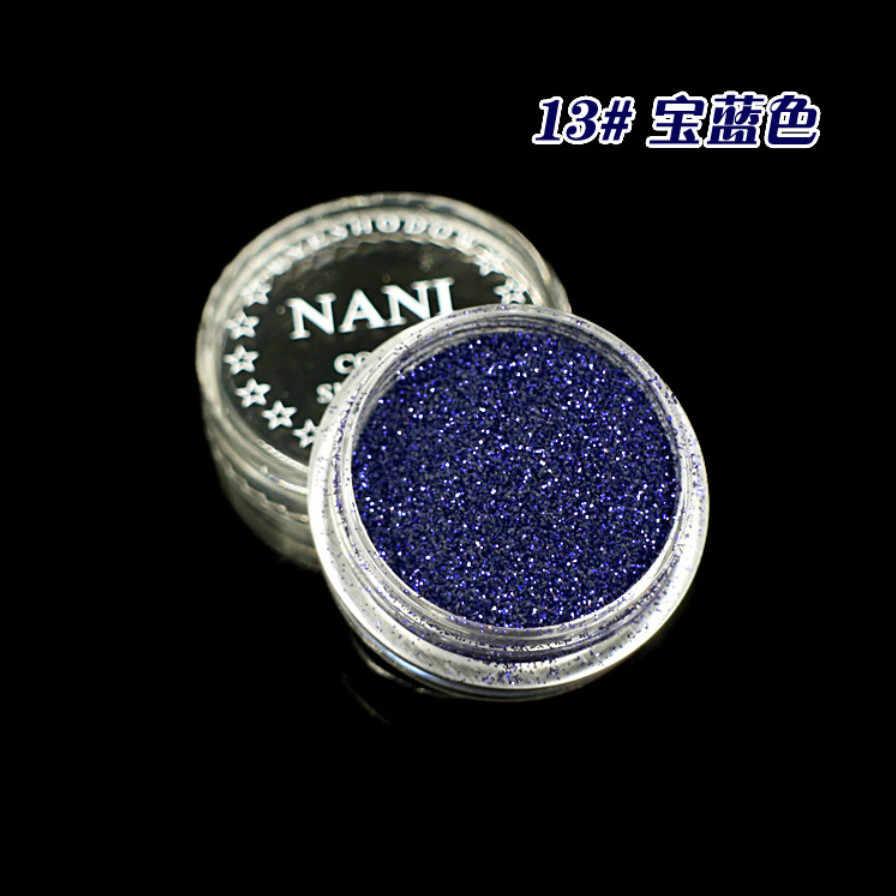1 caja azul real 23 colores líquido delineador de ojos lápiz impermeable de larga duración delineador de ojos maquillaje suave para sombra de ojos