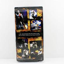 19 cm NECA bóg wojny Kratos w złote runo zbroja z Medusa głowy pcv Action rysunek modelu lalki z pudełkiem tanie tanio 12-15 lat Dorośli 8-11 lat Żołnierz części i podzespoły elektroniczne Żołnierz zestaw Żołnierz gotowy produkt