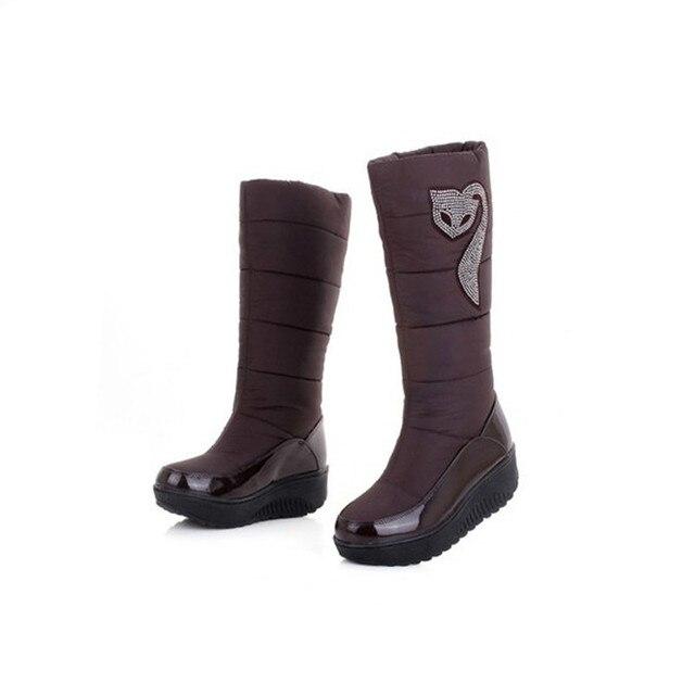 Aliexpress.com : Buy Waterproof Ladies Winter Snow Boots,Classic ...
