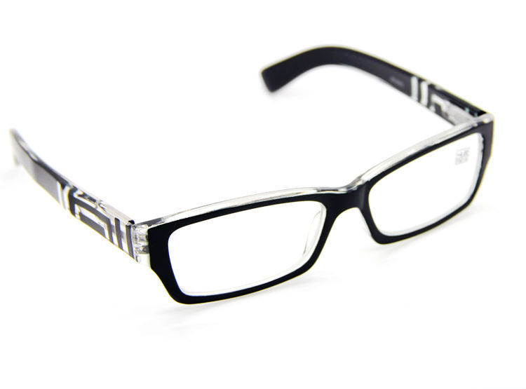 menu0027s reading glasses fashion black frame readers 10 125 15 175 20 40in movie u0026 tv costumes from novelty u0026 special use on alibaba