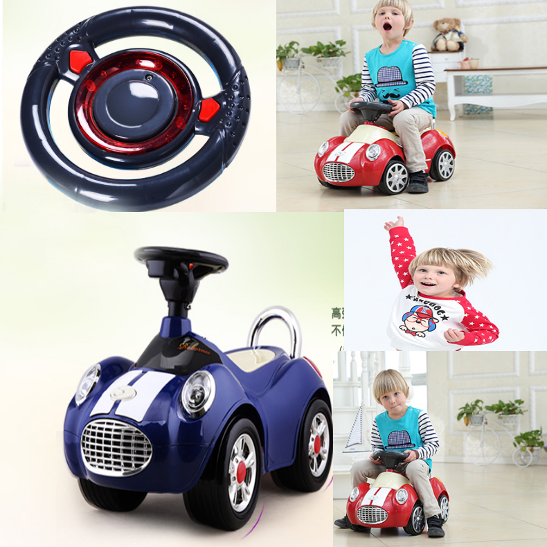 zr 6toddler baby twisting electric electrical car for kids children safety toy scooter trolley wheels too ride on
