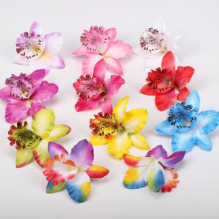Гавайские цветы для волос