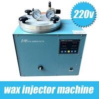 Оборудование для изготовления ювелирных изделий Япония цифровой вакуумный Воск инжектор Автоматическая воск машины инъекций goldsmith