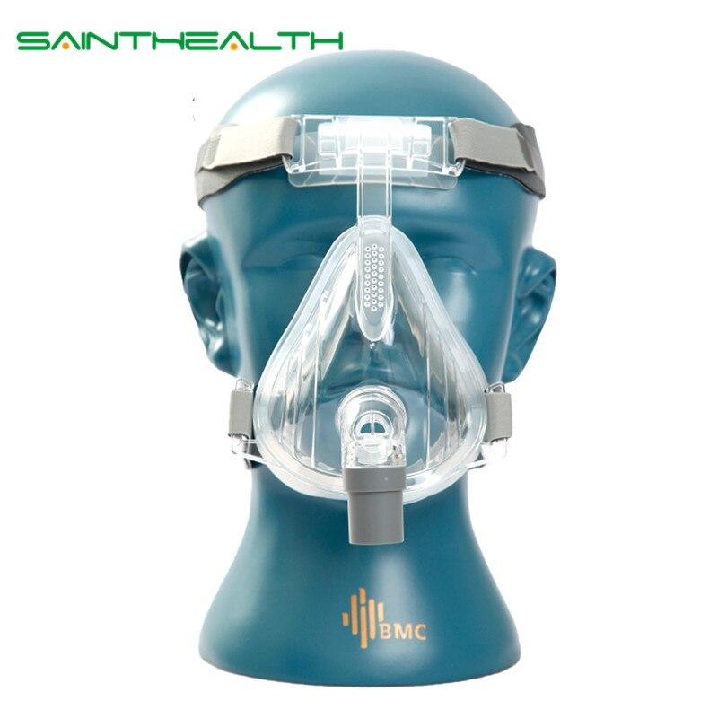 FM2 masque complet offre spéciale fabricant thérapie mpoc et ronflement haute qualité de sommeil masque facial santé et beauté sac gratuit
