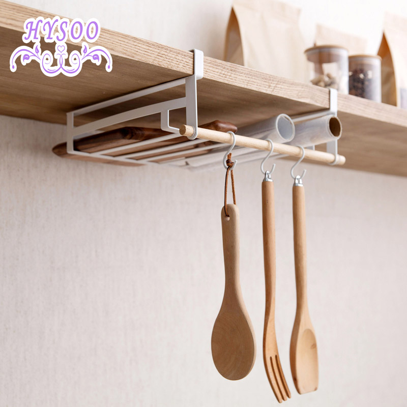 Hanging cabinet partition hanging basket wardrobe layered hanging kitchen  cabinet under the rack rack shelves( - Compare Prices On Hanging Basket Shelf- Online Shopping/Buy Low