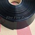 110mm de diâmetro 70mm Calor Tubulação Do Psiquiatra DO PVC Da Bateria Envoltório Peças Do Molde-2 Metros