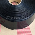 110mm diameter 70mm PVC Heat Shrink Tubing Battery Wrap Mould Parts - 2 Meters