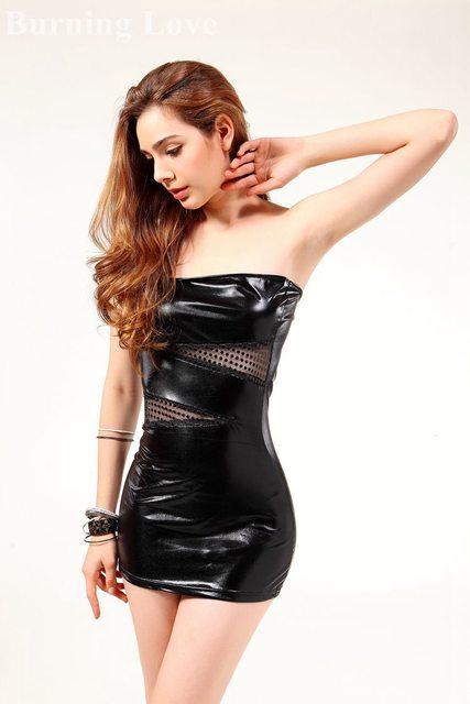 Xxxl grande Plus Size trajes Catsuit de látex prata preto mulheres Sexy Pole Dance Fantasia erótica Sexy Lingerie Hot Exotic traje