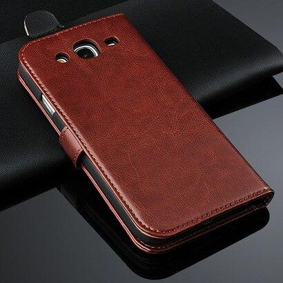 20 PCS Sumgo Vintage Leather Flip Case para Samsung S9e