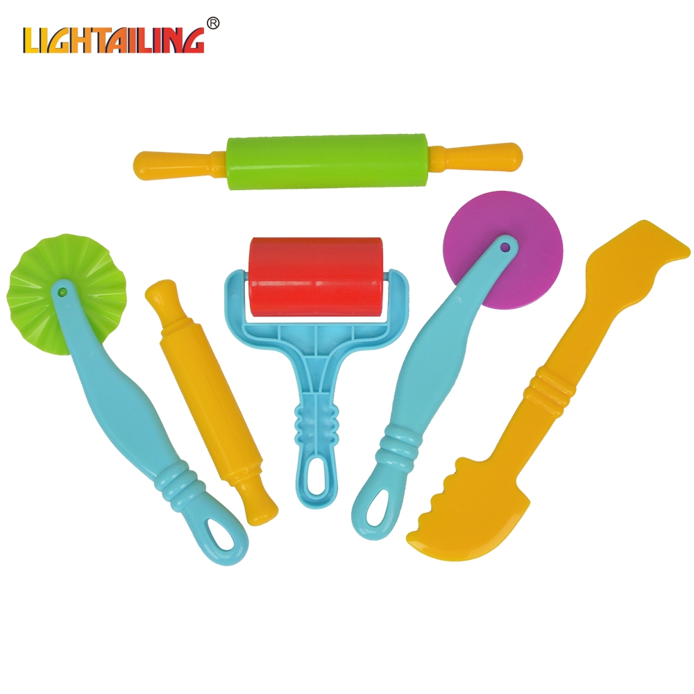 trixiemodel!!! @@@ 1 LIGHTAILING Brand Slime Playdough Set Kid Child Super Light Air Dry Foam  Clay Play Doh Dough Soft Modeling Clay Toy