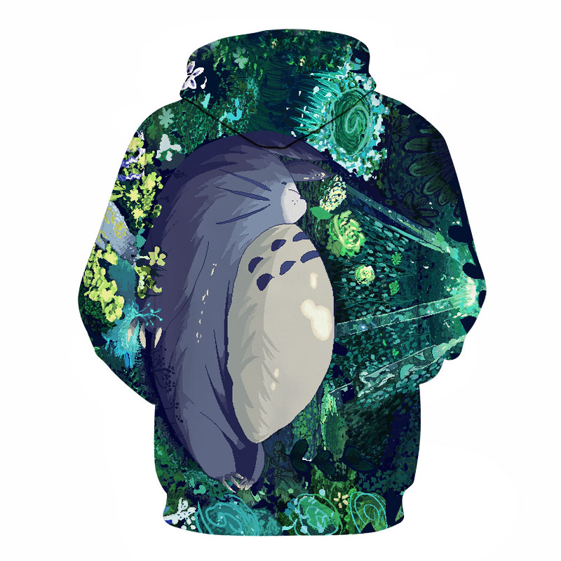 My Neighbor Totoro 3D Hoodies  1