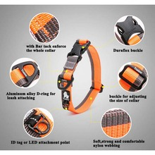 Truelove Nylon Adjustable Dog Collars For Big Small Dogs
