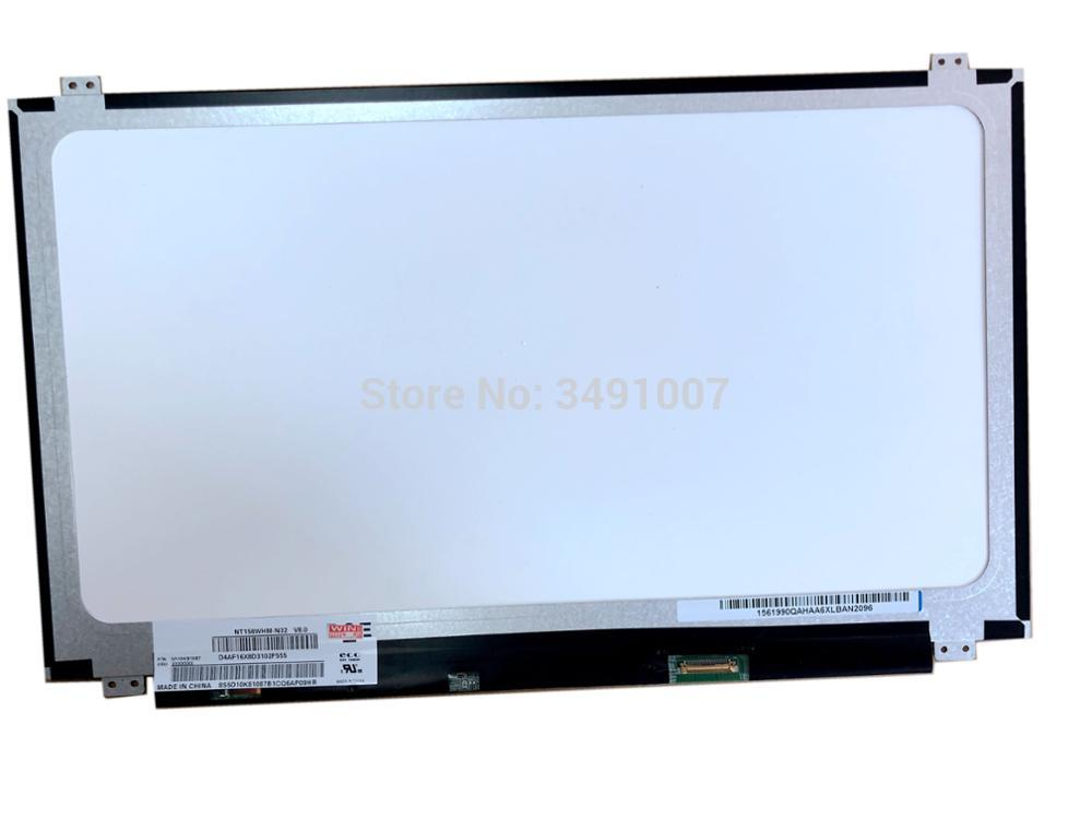 NT156WHM-N32 V8.0 fit N156BGE-EBA E41 E42 E32 NT156WHM-N12 15.6 1366*768 edp 30pin lcd led laptop screen display цена