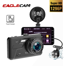 Car Camera DVR Dashcam Dual Lens Full HD 1080P Video Recorder Night Vision 4 Inch Auto Registrator Dash Cam With Rear Camera parasolant car dvr wifi dvrs night version dual camera lens registrator dashcam digital video recorder camcorder full hd 1080p