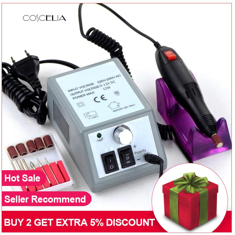 Professional Electric Manicure Set Professional Drill Accessory Nail File Bit Manicure Machine Electric Nail File Ceramic NailProfessional Electric Manicure Set Professional Drill Accessory Nail File Bit Manicure Machine Electric Nail File Ceramic Nail