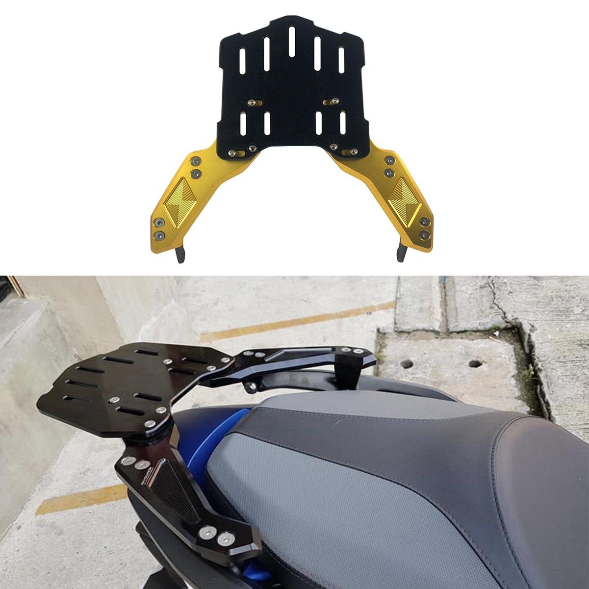 Volhardend Cnc Motorfiets Achter Bagage Beugel Voor Honda Forza 300 125 250 2018 2019 Staart Rack Top Box Case Koffer Beugel Carrier Board