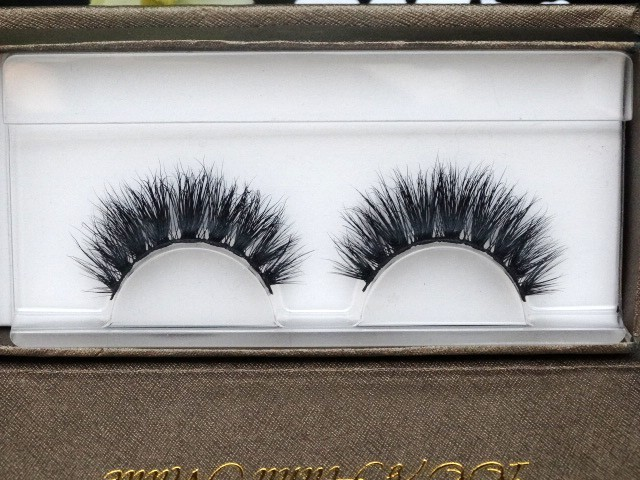 d0d20b59ac1 Women Lady Real Natural Siberian Mink Strip Thick Fake Volume Eyelashes  Soft False Eye Lashes Extension