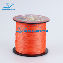 Japan Multifilament PE 4 Weaves  Braided Fishing Line 500M Fishing-tackle linha multifilamento para pesca All For Fishing Wire