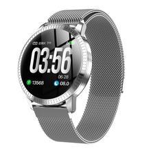 Fashion CF18 smart watch Bluetooth heart rate blood pressure monitoring sports health pedometer waterproof bracelet