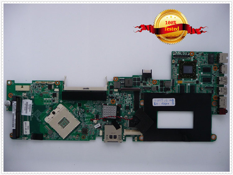 Top quality , For HP laptop mainboard ENVY 15 580125-001 laptop motherboard,100% Tested 60 days warranty top quality for hp laptop mainboard dv7 dv7 4000 630984 001 hm55 laptop motherboard 100% tested 60 days warranty