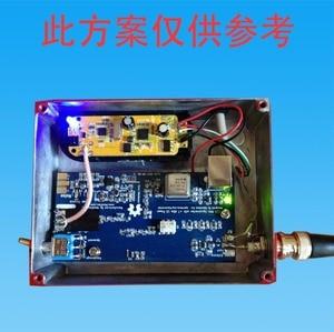 Image 2 - 1PC SDR Upconverter Upconverter 125MHz ADE FOR  rtl2832+r820T2 receiver, HackRF One