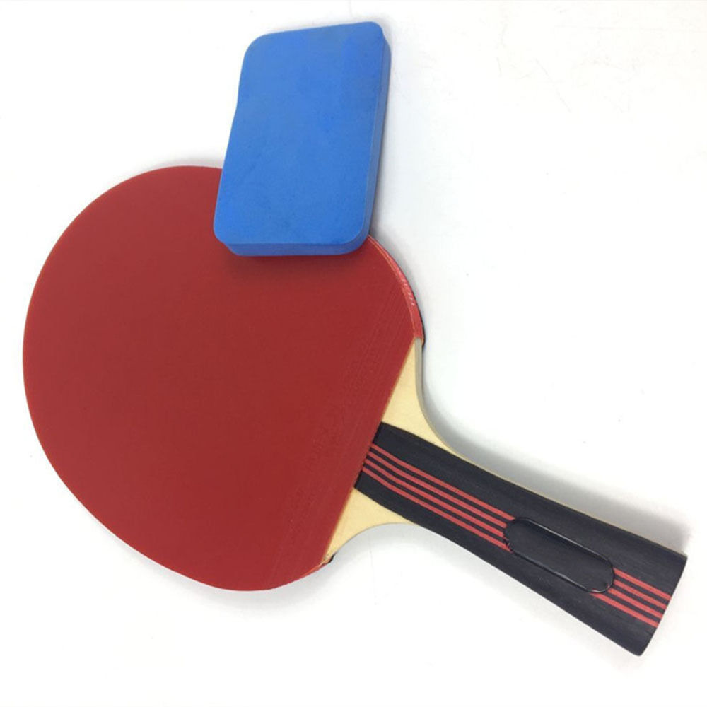 1 Piece Of Sponge Cleaner Pong Racket Cleaner Rubber Cleaning Sponge Table Tennis Accessory Easy To Use Bat Racket Accessories