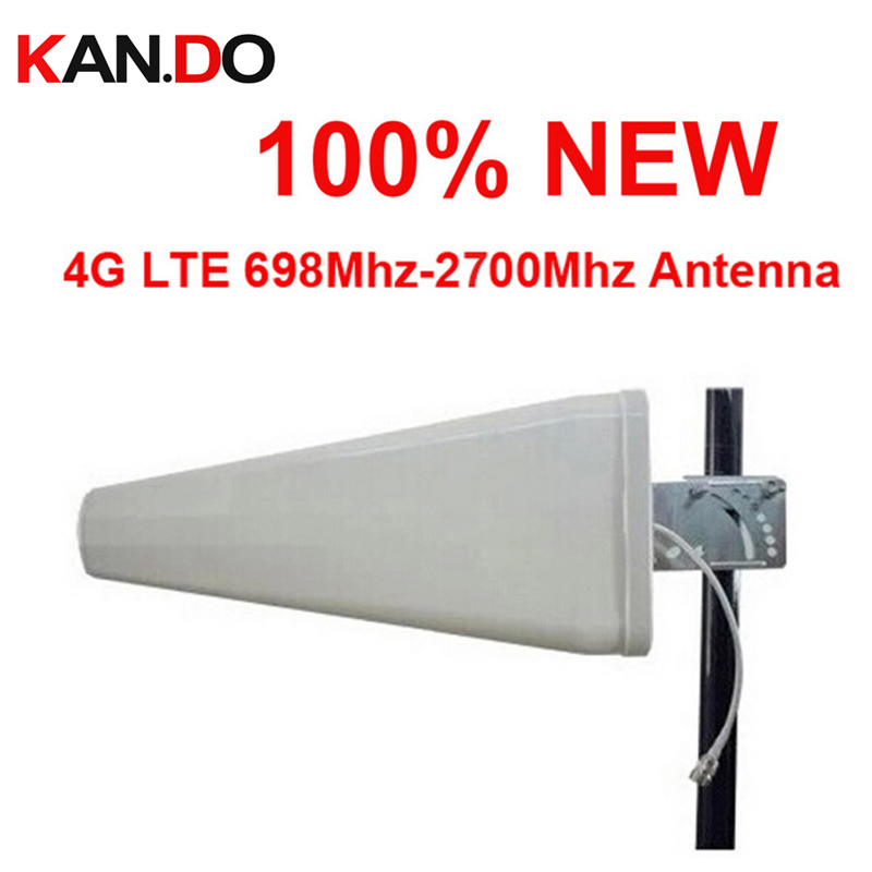 For Russia 100% New 11dbi 4G Antenna 890-2700Mhz LTE Outdoor LDP Panel Antenna,WCDMA Booster Directional Antenna For 4G Booster