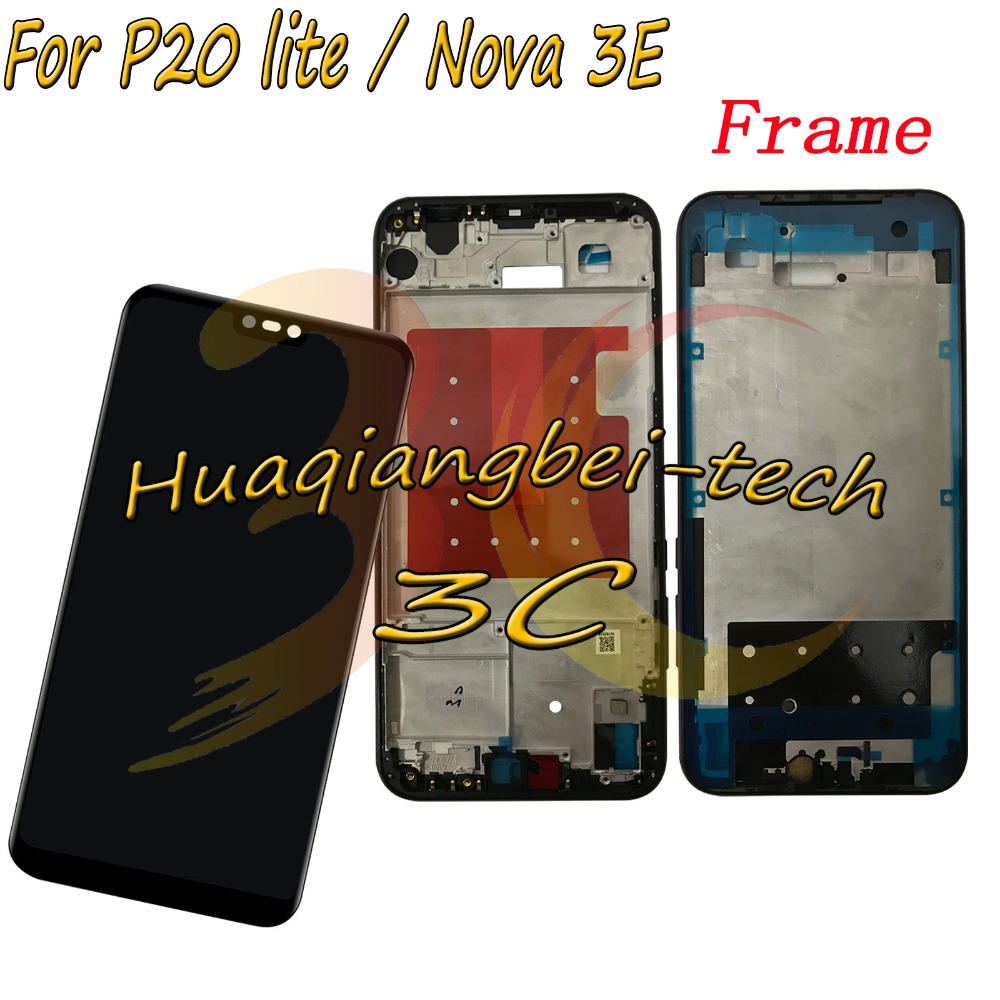 New For Huawei P20 lite / Nova 3E ANE-L02 L02K L03 L12JPZ L21 L22 L23 LX1 LCD DIsplay Touch Screen Digitizer + Frame AssemblyNew For Huawei P20 lite / Nova 3E ANE-L02 L02K L03 L12JPZ L21 L22 L23 LX1 LCD DIsplay Touch Screen Digitizer + Frame Assembly