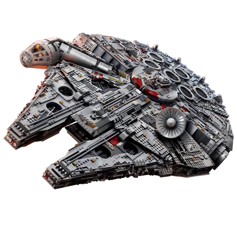 Lepin 05132 Star Series 8445Pcs Wars Ultimate Collector's Model Destroyer Building Blocks Bricks Legoed 75192 Toys For Children lepin 05028 3208pcs star wars building blocks imperial star destroyer model action bricks toys compatible legoed 75055