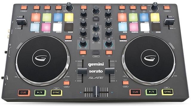 usa gemini slate djing machine dj controller dj controller mixer professional dj equipment in. Black Bedroom Furniture Sets. Home Design Ideas