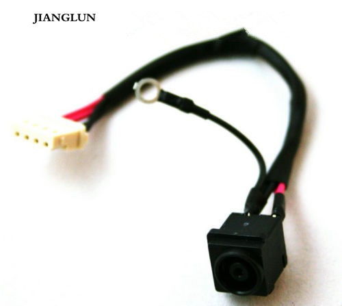JIANGLUN DC Power Port Jack Socket and Cable Wire For Sony Vaio PCG ...