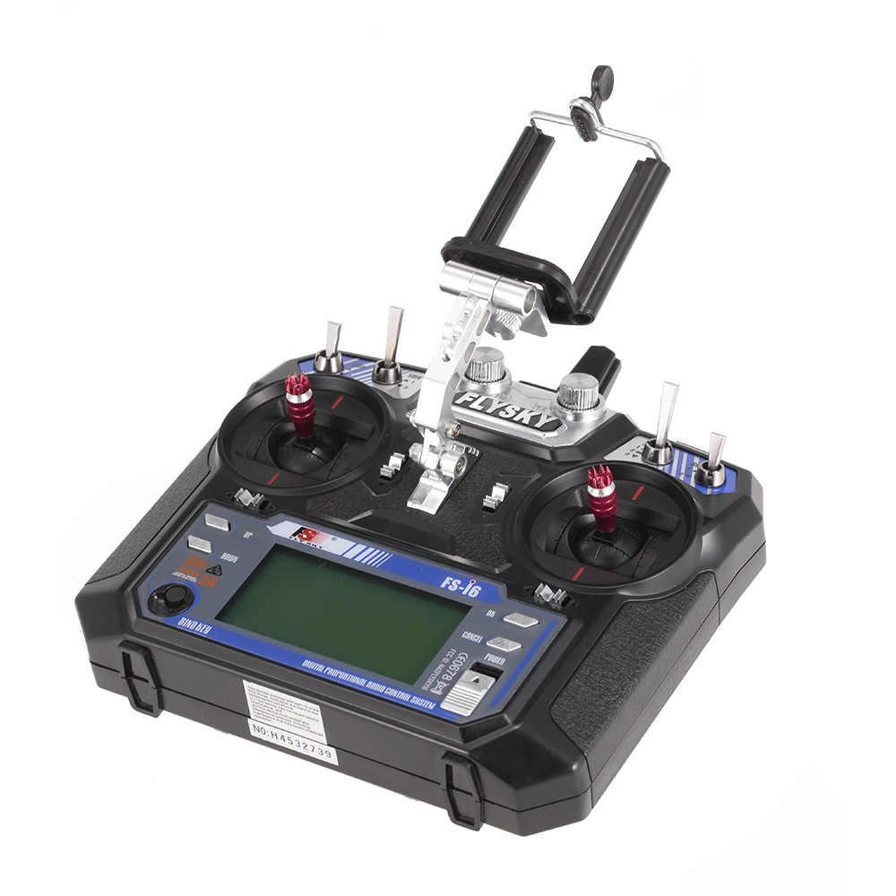 Держатель для телефона с зажимом и креплением для FlySky FS-i6 i6S пульт дистанционного управления 2,4G RC передатчик