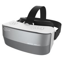 V9 VRแว่นตา3Dหมวกกันน็อคความจริงเสมือนแว่นตาRam 1กรัมรอม8กรัมสนับสนุนWIFI TFบัตรบลูทูธ5.5นิ้วIPSแสดง