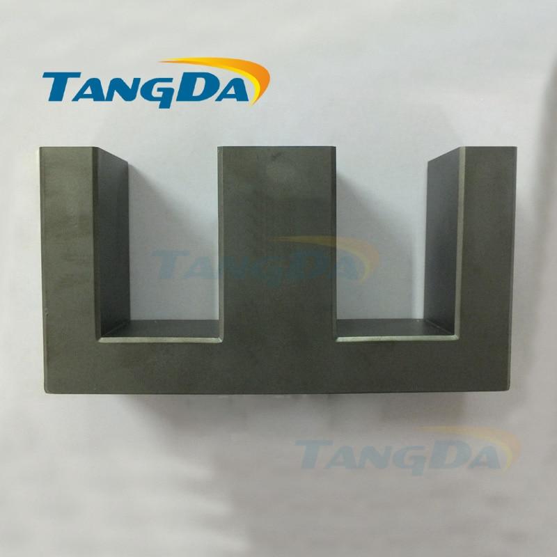 Tangda EE core EE160 Fuseaux noyau magnétique souple magnétisme ferrites SMPS RF Transformateurs matériel: PC40