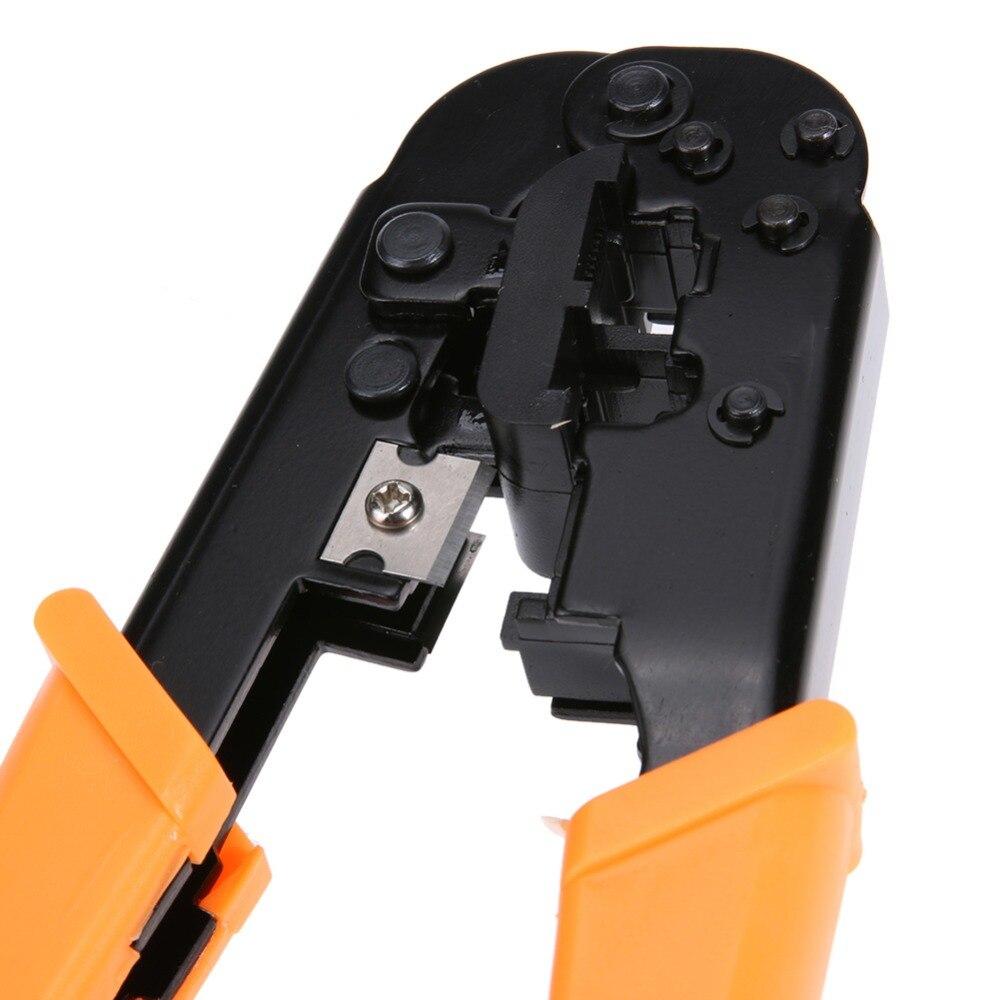 JM-CT4-1 P 6 P 8 P Ethernet Интернет кабель обжимной плоскогубцы сетевой шнур ремонт инструмент комплект телефон провода резак резка пресс-плоскогубцы