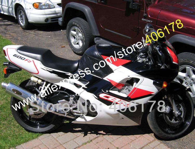 Горячие продаж,для Honda CBR600F2 91-94 многоцветный 1991 1992 1993 1994 ЦБ РФ 600F2 горячая CBR600 91 92 93 94 ЦБР 600 Ф2 обтекатель