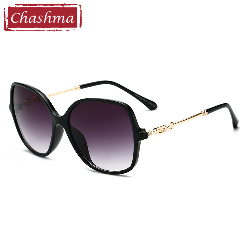 Chashma Cat Eye Polarized Myopia Prescription Sunglasses Europe Eyeglass Anti Glare