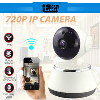 Seven Promise Real Home Security Ip Camera Wireless Wifi Family Surveillance 720p Night For Vision Cctv
