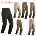 Cheap handle 2016New Tactical cargo pants SWAT trousers combat multi-pockets helikon pants trainning overalls men's cotton pants