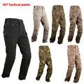 Mango barato 2016New pantalones cargo Tácticos SWAT pantalones de combate multi-bolsillos pantalones helikon trainning pantalones de algodón de los hombres