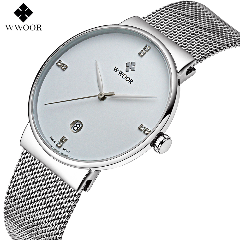 New Hot Luxury Brand Men Watches Quartz Ultra Thin Date Clock Male Waterproof Sports Watch Casual Wrist Watch relogio masculino wwoor men watch top brand luxury date ultra thin waterproof quartz wrist watch men silver clock male sports watches reloj hombre