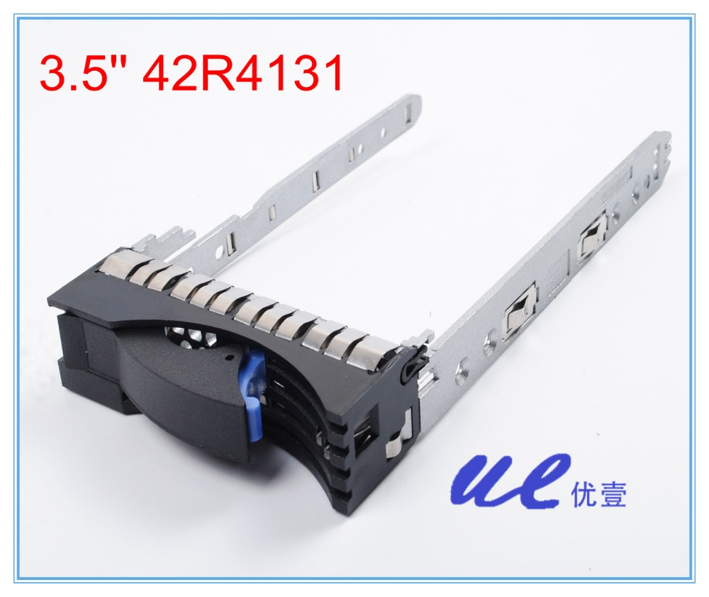 "42R4129 42R4131 3.5 ""SATA / SAS Hard Drive Tray / Caddy / Sled / Bracket për Server X3600, X3500, Transporti falas"